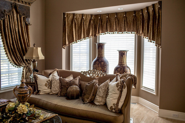 Improve Your Decor with Custom Window Treatments
